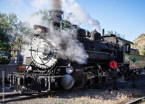 Fotografía  Steam Locomotive