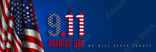 Tela  9/11 Patriot Day, September 11