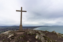 Cross At The Highest Point In ...