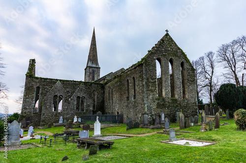 Saint Mary's Chuch in New Ross, Ireland
