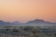 canvas print picture - Namibia Afrika Landschaft