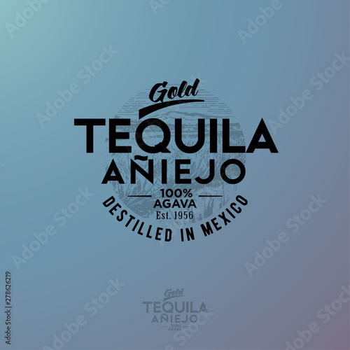 Photo Tequila emblem