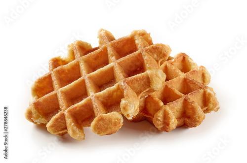 Pinturas sobre lienzo  freshly baked belgian waffles