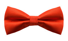 Red Bow Tie Cut Out
