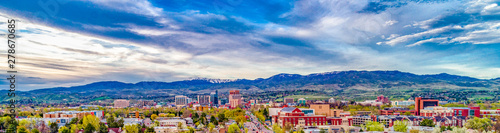 Foto  Boise Downtown Skyline - East