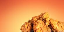 Fried Chicken Or Crispy Kentuc...