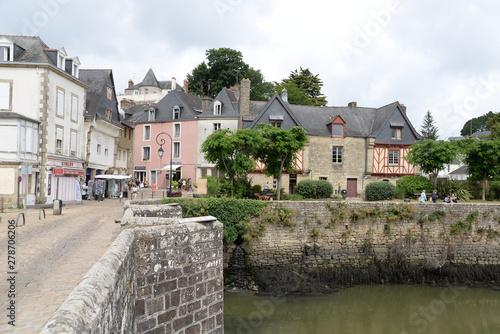 Photo Brücke in Saint Goustan, Bretagne