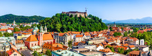 Old Town And The Medieval Ljub...