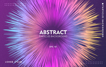Colorful Abstract Color Flow Background. Modern Light Motion Concept Design.