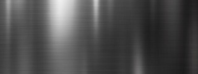 Black metal texture background design