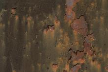 Tekstura Zardzewiałego Metalu