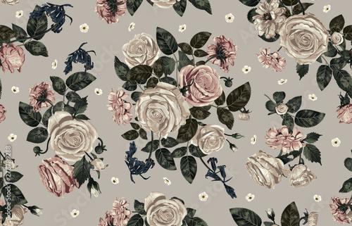 elegancki-wzor-rumieniec-stonowanych-kwiatow-rustykalnych-wyizolowanych-w-solidnym-tle-doskonale-nadaje-sie-do-druku-na-tekstyliach-tlo-projekt-karty-recznie-zaproszenia-tapety-opakowania-wnetrza-lub-projekty-mody