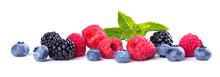 A Bunch Of Wild Berries