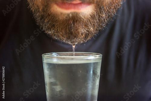 "Tela  ""poner las barbas en remojo"