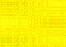 Abstract Pop Art Background Yellow Color