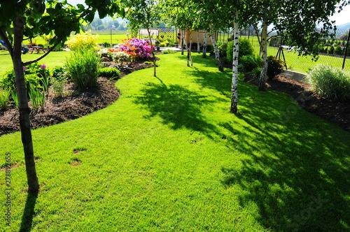 Poster Jardin Piękny ogród
