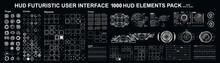 Sci-fi Futuristic Blue Hud Das...