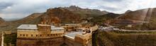 Aerial View Of Ishak Pasha Pal...