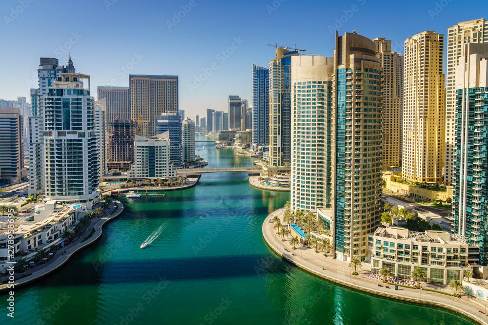 Fototapety, obrazy: Dubai Marina