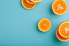 Slices And Slices Of Orange Pu...