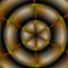 Digital Art, Abstract 3D Objec...