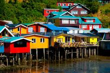 Palafito Houses - Castro - Chile