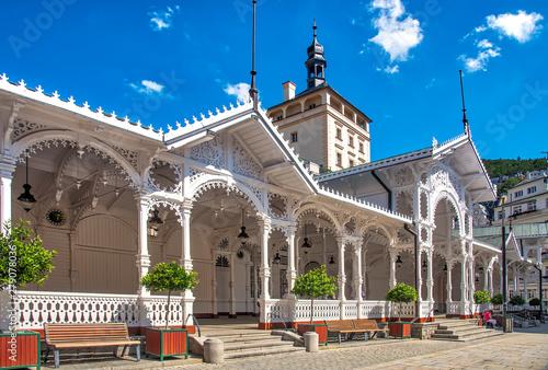 Fotografía Marktkolonnade in  Karlovy Vary