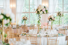 Luxury Wedding Table Decoratio...