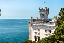 Miramare Castle Near Trieste I...