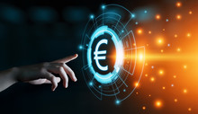 Euro Currency Money Symbol Ico...