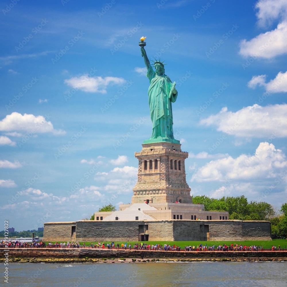 Fototapety, obrazy: Statue of Liberty