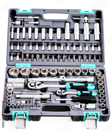 Fotografie, Obraz  perfect tool kit