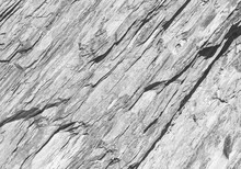 Rough Layered White Rock Surface Texture