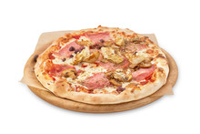 Fresh Italian Pizza With , Pas...