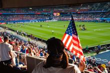 Match De Football Féminin états Unis France