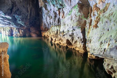 Phong Nha, Ke Bang cave, an amazing, wonderful cavern at Bo Trach, Quang Binh, Vietnam