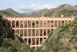 Viadukt in Nerja Spanien