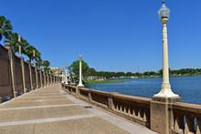 The Francis Langford Promenade...