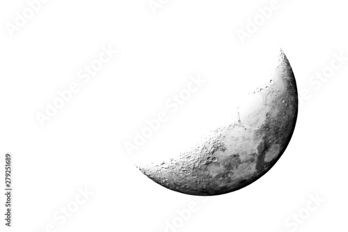 Photographie  Moon crater background