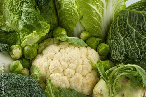 Fotografia  Salad greens