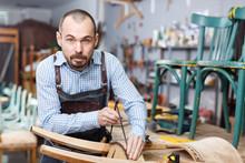 Craftsman Measuring Vintage Ar...