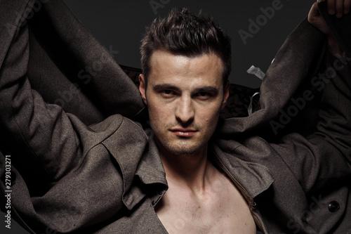 Fotografia, Obraz portrait of young man