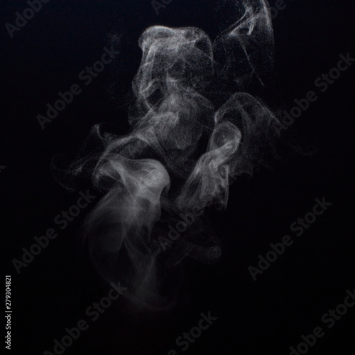 Fototapeta Steam material obraz