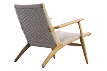 Light Brown Wooden Chair With ...