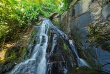 Ton Aow Yon Waterfall Rich Nat...
