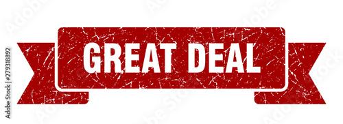 great deal Fototapet