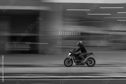 barrido moto