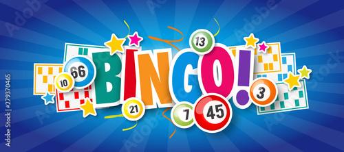 Bingo Fototapet