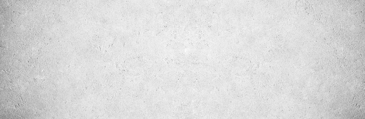 Panoramic grey paint limestone texture background in white light seam home wall paper. Wide Back flat subway concrete stone table floor concept surreal granite quarry stucco surface panorama grunge