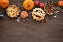Halloween Pies